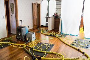 Water Extraction and Drying Services After a Pipe Burst